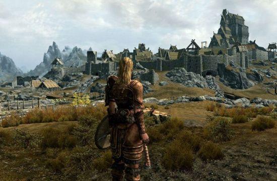 《上古卷轴5》等游戏的成功代表了当前沙盘类游戏在RPG类型上的优势