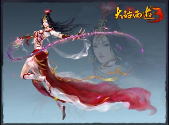 女角色:曼珠沙华