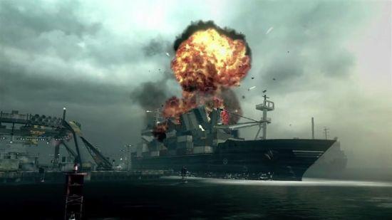 """美国航空母舰""""巴拉克奥巴马""""号"""