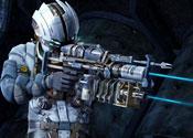 《死亡空间3》最新游戏画面
