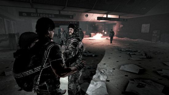 《我还活着》游戏截图