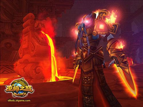 《巫师之怒》画面