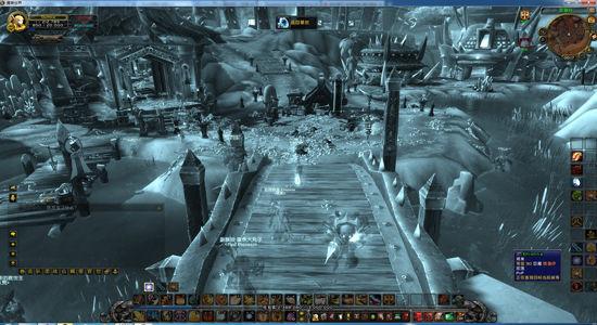国服魔兽遭遇黑客屠城