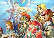《勇者之翼》种族新图