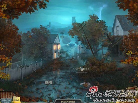 谜之枫叶溪幽灵