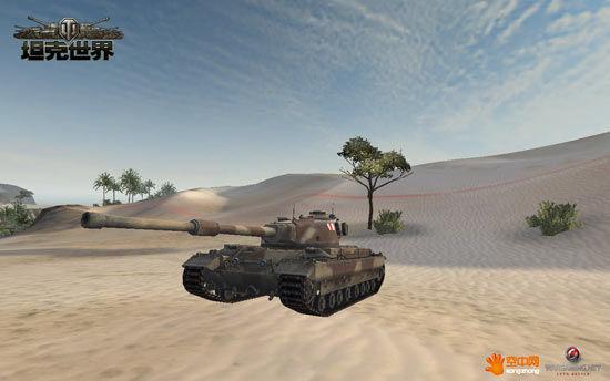 """""""征服者""""绝对是玩家们值得保留的坦克。"""