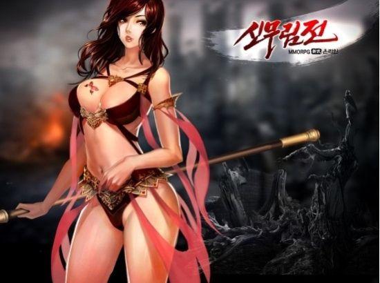 《凡人修仙传》韩服海报