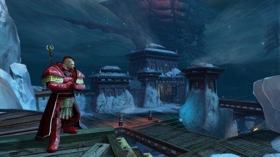 静谧风暴神庙