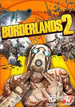 《Borderlands2》封面
