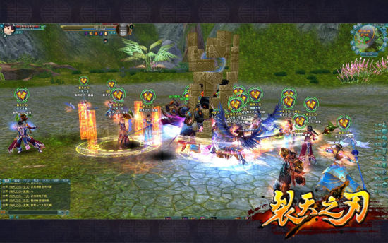 《裂天之刃》仙侠内测 1月25日开启