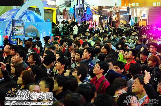 逢学测结束及寒假期间,预估人潮达三十万人次_台北国际电玩展_台湾游戏网