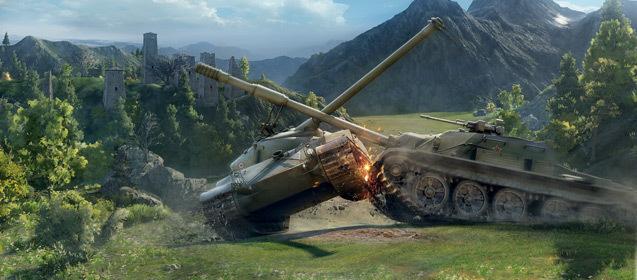 坦克世界制作商将曝光跨平台新作