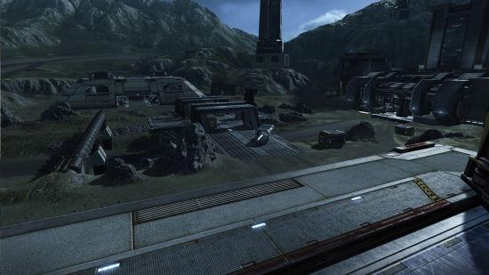 《DUST 514》游戏截图