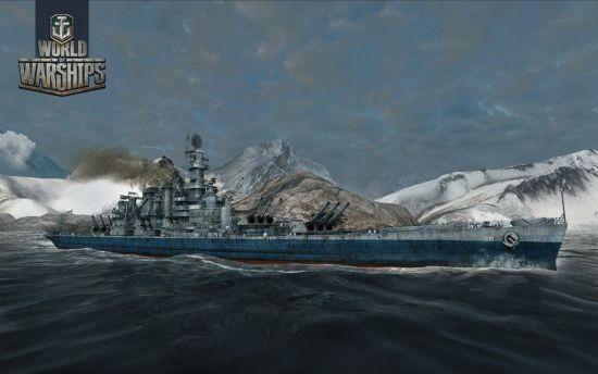 《战舰世界》游戏截图_台湾游戏网