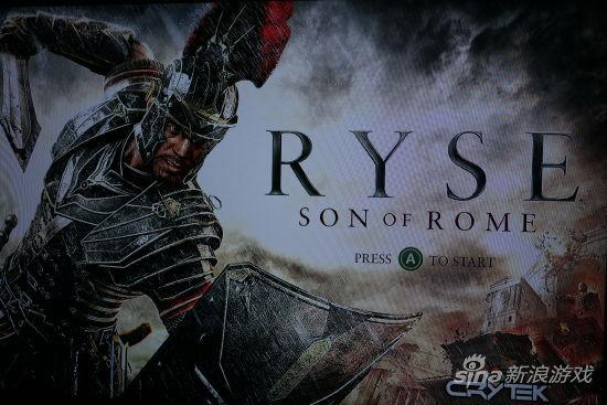 新浪电玩试玩Xbox One《Ryse:罗马之子》
