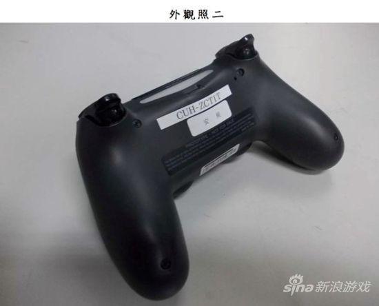 NCC备案PS4控制器DualShock 4原型CUH-ZCT1T