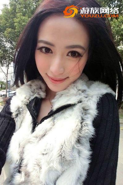 游族showgirl―朱雯