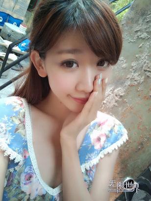 图8:《无限世界》ShowGirl――陈潇(八)