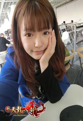 《新天龙八部》Showgirl张莹琳