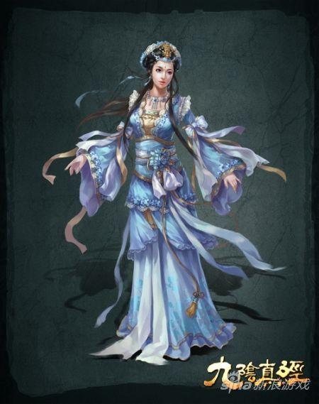 《九阴真经》新门派身份服装亮相 实际样式欣赏
