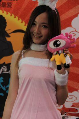 新浪展台SG甜美可人 (2)