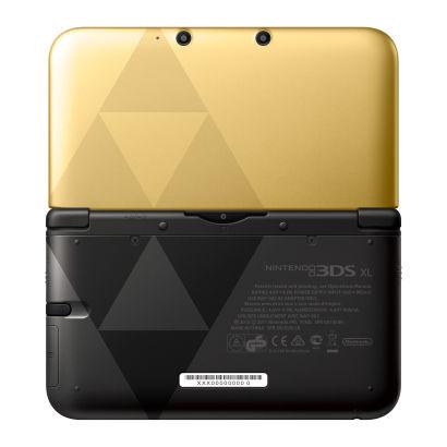 《塞尔达传说》限定3DSLL主机正式公开 (5)
