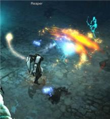 《暗黑3:夺魂之镰》PS4版截图