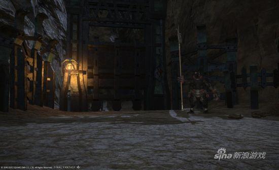 """《最终幻想14》炎魔""""伊夫利特""""新图公开"""