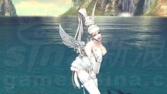 剑灵白富美性感妹龙族尤物极品身材秀剑灵_剑索科洛夫马拉性感
