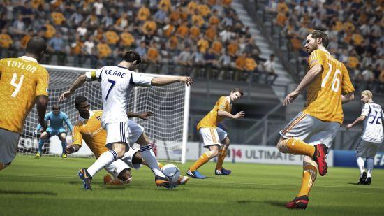 《FIFA 14》游戏截图 (7)