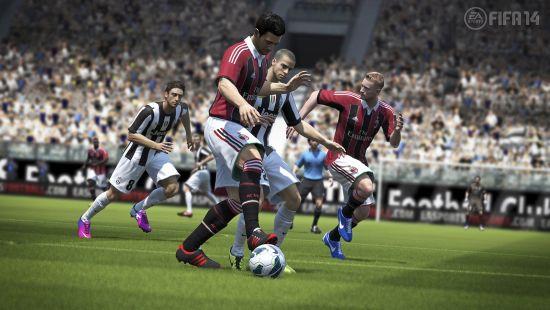 《FIFA 14》游戏截图 (14)
