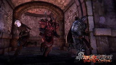 《无冬online》巨武斗士游戏截图