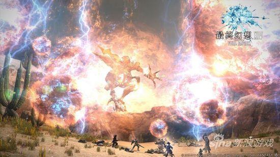 《最终幻想14》25日办首站发布会 邀请玩家出席