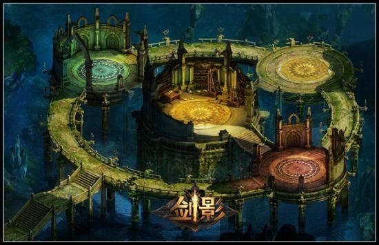 哥特风格的翡翠之塔