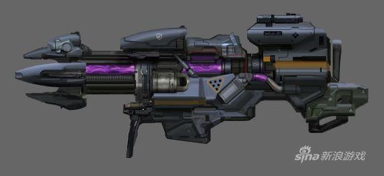 新型武器造型