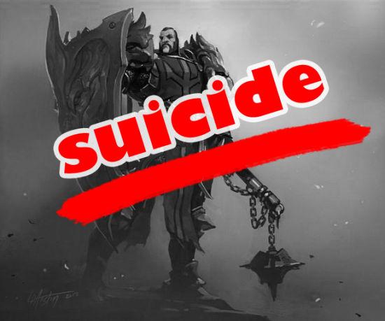 圣教军自杀狂魔