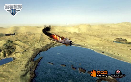 战机世界有特别的打飞机技巧英式打法_网络游戏战机