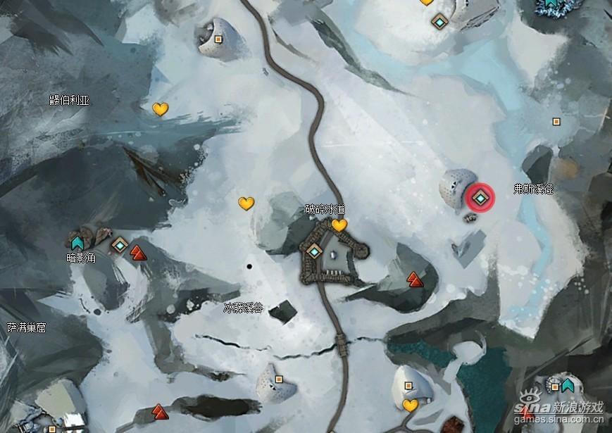 激战2世界BOSS冰萨满刷新时间位置