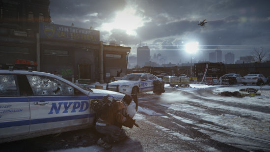 《全境封锁》游戏截图