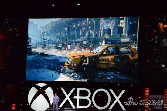 E3 2014 超清「汤姆克兰西:全境封锁」