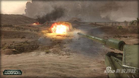 《装甲世界》游戏截图