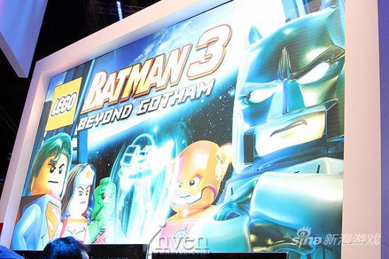 E3 2014:华纳游戏展区图集