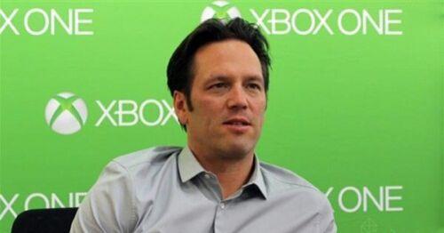 Xbox掌门 菲尔・斯宾塞