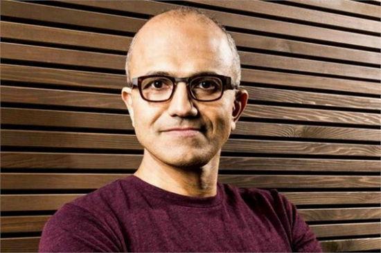 微软新任CEO萨提亚・纳德拉