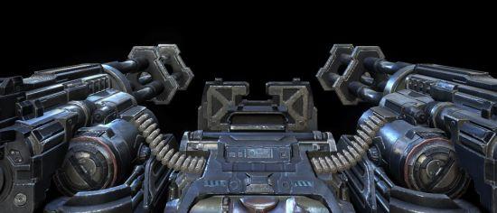 英雄制式武器-坚盾双龙