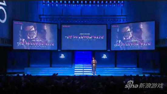 小岛秀夫预告全新《合金装备5:幻痛》信息将于TGS东京游戏展中公开。