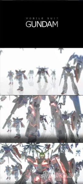 PlayStation 4《Gundam|高达》新作将于2015年发售,新信息仍待公开。