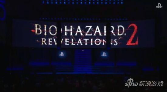 生化危机:启示录2 正式公开 2015年初推出