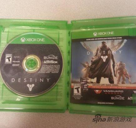 《命运》X1版偷跑 游戏所需容量达61G