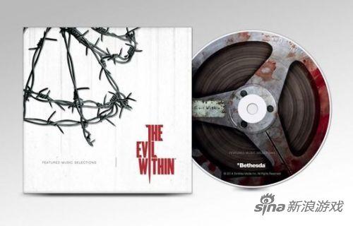 恶灵附身原声CD